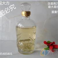 供应500毫升高档玻璃酒瓶