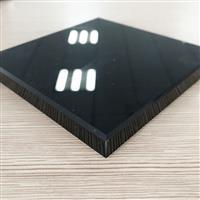 10mm黑色洁具卫浴玻璃