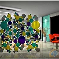 彩色玻璃镶嵌玻璃装饰工艺玻璃