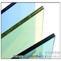 4+0.38PVB+4夹胶玻璃