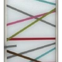 艺术玻璃(磨砂不规则条纹)