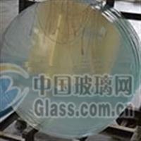 钢化玻璃圆桌面,餐桌玻璃