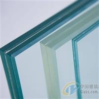 河北秦皇岛厂家直供各种规格夹胶玻璃