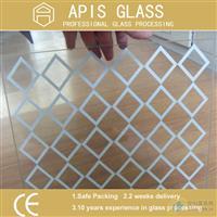 装饰玻璃,丝印玻璃,印刷玻璃