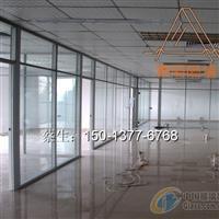 东莞南城玻璃百叶隔断