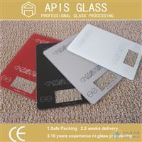 3-12mm丝印玻璃