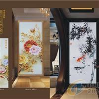 装饰艺术玻璃门