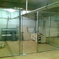河东区安装钢化玻璃隔断,玻璃门