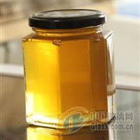现货热销透明500ml蜂蜜玻璃