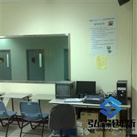 审讯室单向透视观察玻璃