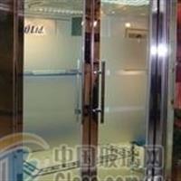 安庆铜陵市钛金不锈钢玻璃防火门