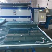 鋼化夾膠玻璃設備