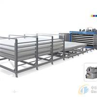 佛山EVA-VA夹胶玻璃五层生产线\佛山嘉晨夹胶设备供应