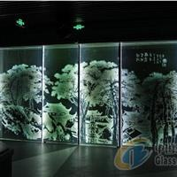 广州智能化内雕发光玻璃