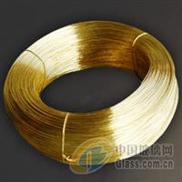 镀膜材料优良铜丝 黄铜丝