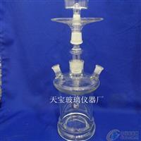 阿拉伯水烟壶玻璃标准口烟枪