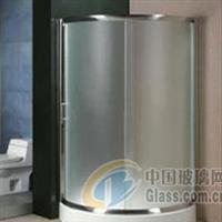 磨砂淋浴房玻璃
