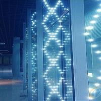 广州建材智能LED发光玻璃
