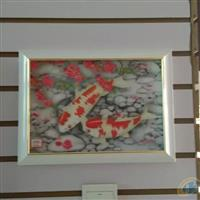 河北生产装饰画玻璃-挂画厂家