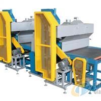 DS1300ST 双工位高速玻璃主动打砂机 (力推新产品)