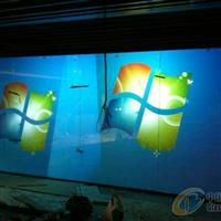 欧毅建材智能投影玻璃、调光膜