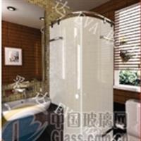 天津 玉砂白玻璃胶片