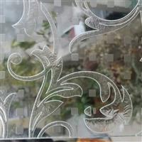 透光凹蒙玻璃