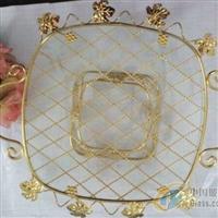 惠州天峰—花型钢化玻璃果盘