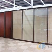 郑州屏风高隔断隔墙,单玻璃隔断