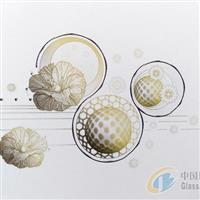 5D立体玻璃花型