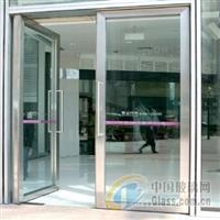 和平区钢化玻璃门安装