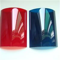 彩色高硼硅玻璃管