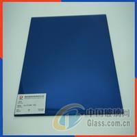 5mm宝石蓝膜玻璃