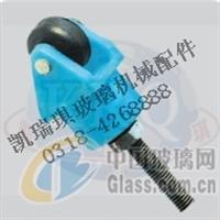 超厚玻璃生产线专用承重万向轮