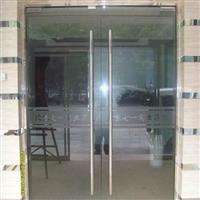 天津维修玻璃门