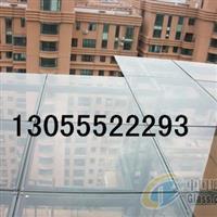 福州阳光棚玻璃安装 夹胶玻璃安装