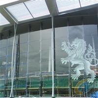 彩绘幕墙玻璃