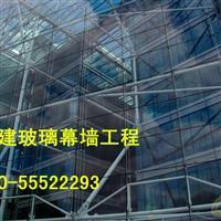 南平外墙玻璃安装 钢化玻璃安装