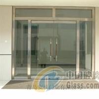广宁安装玻璃门---设计安装