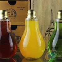 供应灯泡饮料玻璃瓶