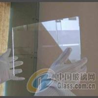 无反光广告屏玻璃