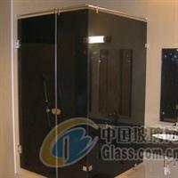 供应8~19mm黑色淋浴房玻璃
