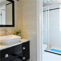 10mm黑色卫浴玻璃