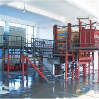 上海晶博玻璃技术工程-全电熔炉