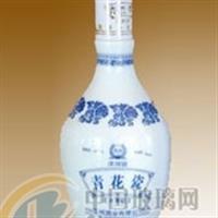 乳白玻璃瓶生产