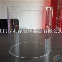生产耐热冲击浮法平板高硼硅玻璃