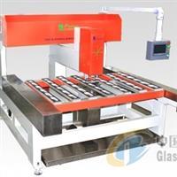 全自动数控玻璃钻孔机
