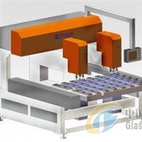 全自动数控玻璃钻孔机-双主轴