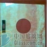 中山美华-丝印玻璃面板烤箱酒柜
