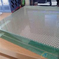 防滑玻璃厂家【防滑玻璃地板生产】